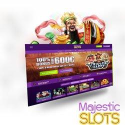 Revue de Majestic Slots Casino